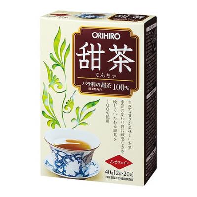 Trà Tencha chống lão hóa Orihiro