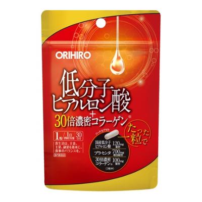 Vien uong Collagen cap nuoc Orihiro 30 vien