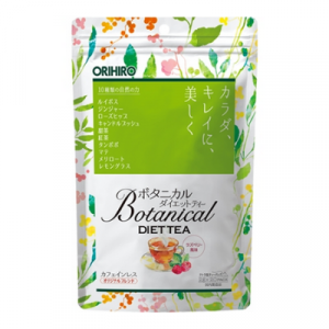 Tra detox giam can Botanical Diet Tea Orihiro 20 goi