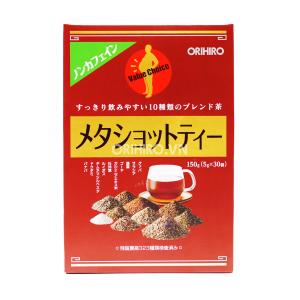 Trà giảm mỡ bụng Meta Shot Tea Orihiro 30 gói