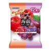 Thạch trái cây Orihiro vị nho và táo
