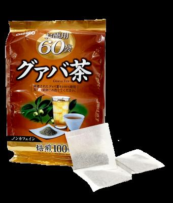 Trà ổi hỗ trợ giảm cân Orihiro 60 gói