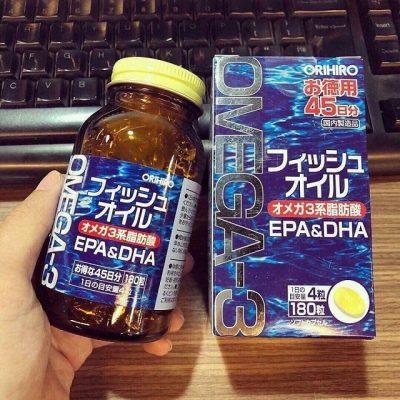 Những đối tượng nào nên sử dụng viên dầu cá Orihiro