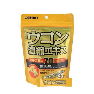 Thành phần của bột nghệ orihiro