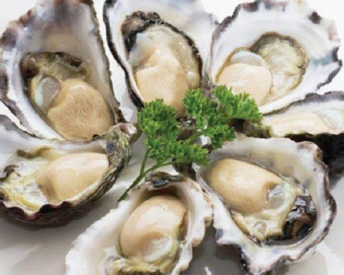 Hàu tươi là thực phẩm cực kỳ tốt cho sinh lý, giúp chuyện chăn gối được thăng hoa, viên mãn