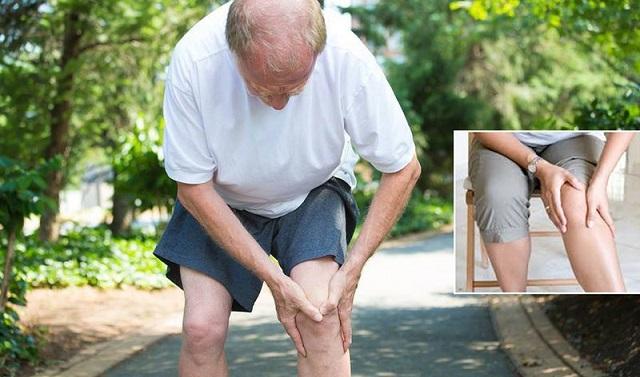 Người già cần bổ sung thực phẩm chức năng cải thiện xương khớp