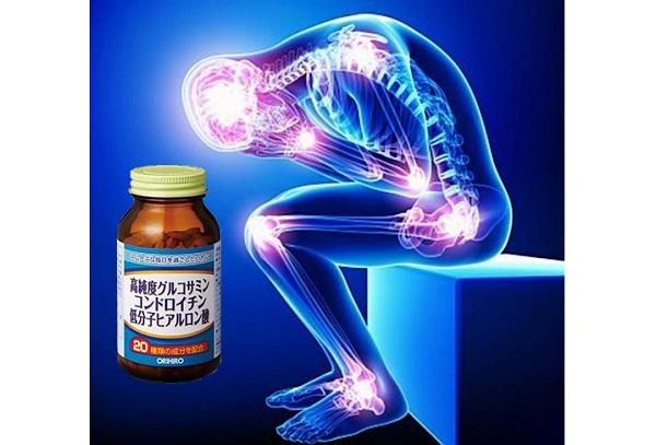 Những lý do khiến xương khớp bị đau nhức
