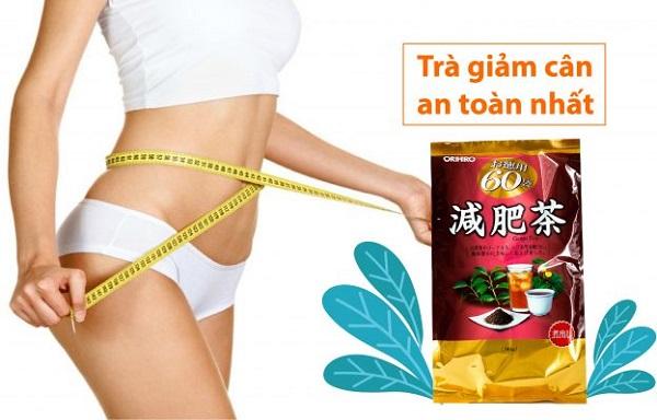 Trà giảm mỡ bụng Genpi Orihiro là sản phẩm trà được chiết xuất 100% từ thảo dược nên đặc biệt an toàn cho sức khỏe