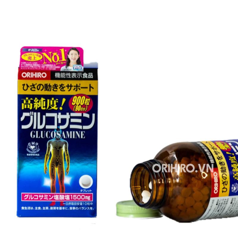 Công dụng tuyệt vời của các loại viên uống bổ xương khớp của Nhật Bản