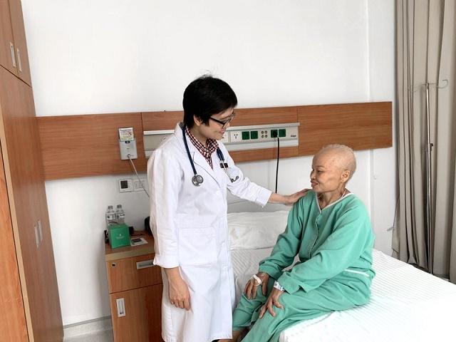 Giải pháp nào tốt nhất cho những bệnh nhân điều trị ung thư