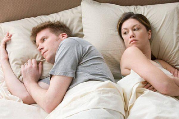 Sinh lý yếu ảnh hưởng tới đời sống chăn gối vợ chồng