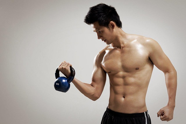 Xây dựng một lối sống lành mạnh giúp tăng cường sinh lực nam giới. Nguồn: Internet