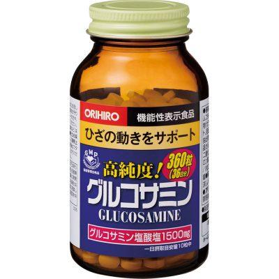 Viên uống bổ xương khớp Glucosamine Orihiro 360 Viên