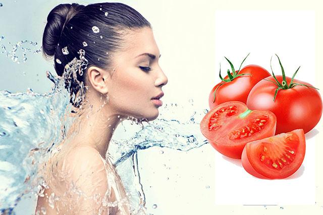 Cà chua mang đến nhiều vitamin và dưỡng chất cần thiết cho cơ thể