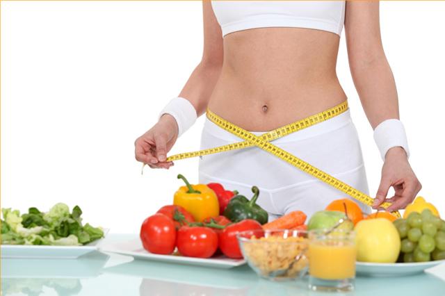 """9 nguyên tắc """"Vàng"""" của chế độ ăn kiêng giảm mỡ bụng cho phái đẹp"""