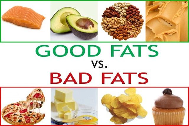 Chất béo như thế nào là tốt cho sức khỏe con người?