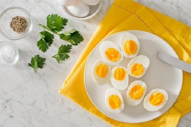 Trứng giúp cơ thể nạp thêm nhiều vitamin, chất khoáng và dưỡng chất quan trọng