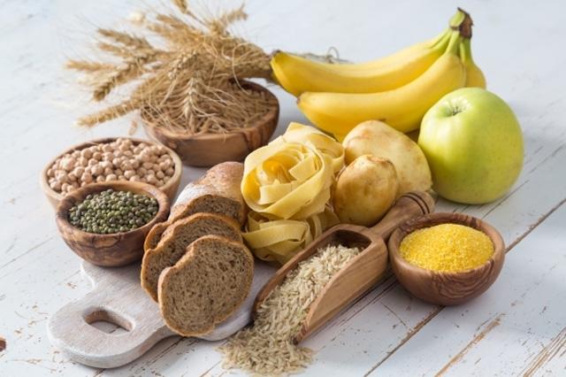 Top 9 thực phẩm giàu Carb tốt cho tập Gym