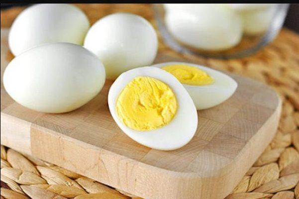 Tăng vòng 1 cho người gầy bằng trứng gà