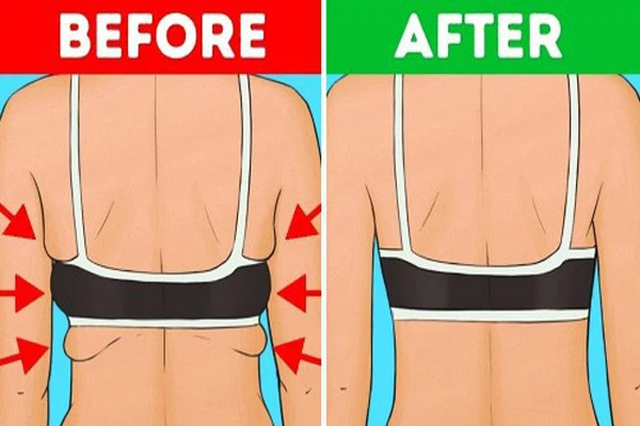 Bỏ túi ngay cách giảm mỡ thừa vùng lưng siêu hiệu quả