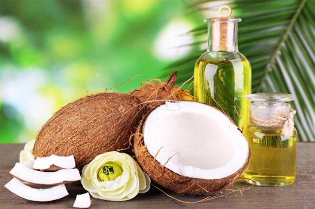 Dầu dừa - Tinh dầu nở ngực hiệu quả