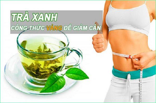 Bật mí thực đơn giảm cân bằng trà xanh hiệu quả nhất