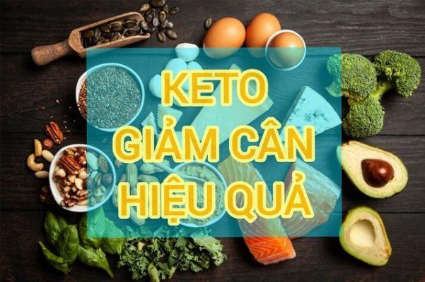 Chế độ Keto giảm cân là gì? Thực đơn trong Keto có gì?