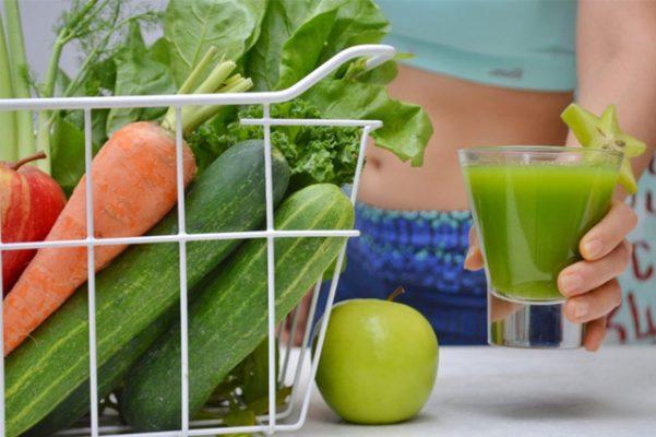 Top 3 loại nước ép giải độc gan mà bạn có thể tự làm tại nhà